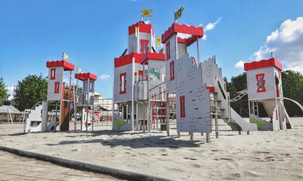 Puchner Kastélyszálló és Reneszánsz Élménybirtok - Bikal - középkori játszótér
