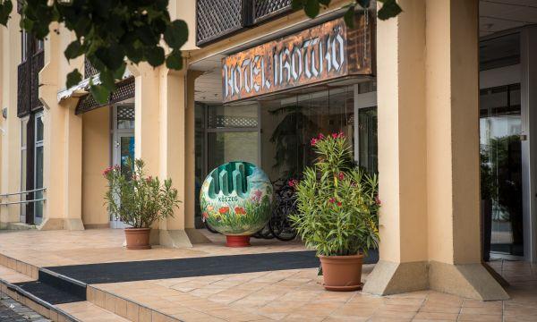Hotel Írottkő - Kőszeg - Szálloda bejárat