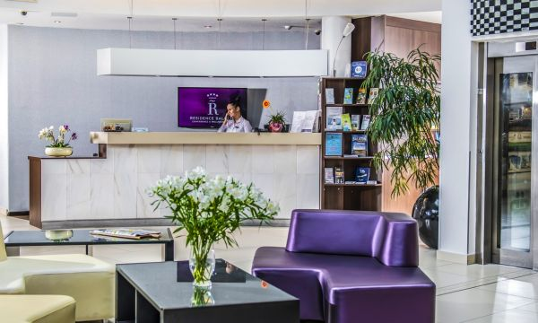 Hotel Residence - Siófok - 2