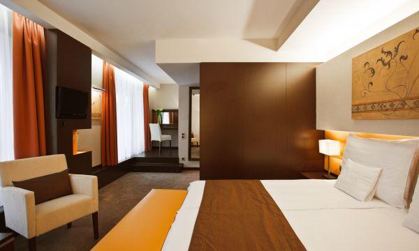Abacus Business & Wellness Hotel - Herceghalom - Deluxe lakosztály