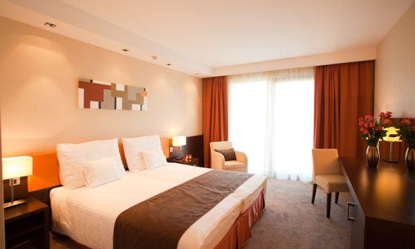 Abacus Business & Wellness Hotel - Herceghalom - Erkélyes Superior szoba