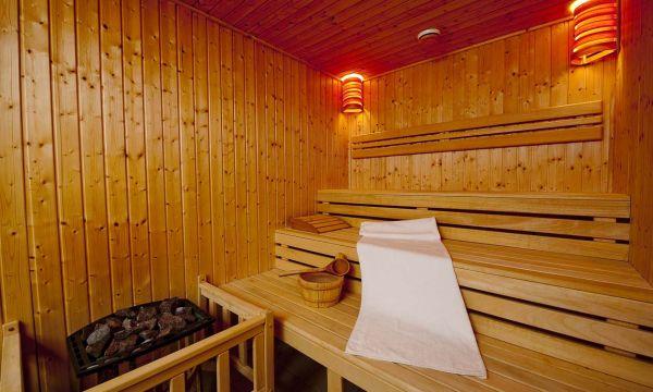 Abacus Business & Wellness Hotel - Herceghalom - Finn szauna