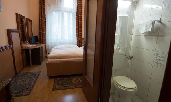Tisza Hotel - Szeged - Basic szoba