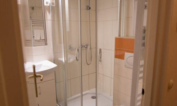 Tisza Hotel - Szeged - Classic fürdőszoba