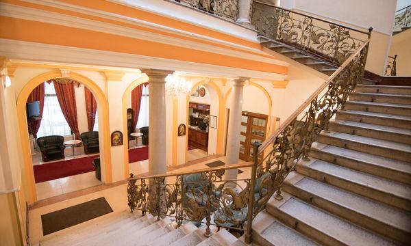 Tisza Hotel - Szeged - Lépcsőház