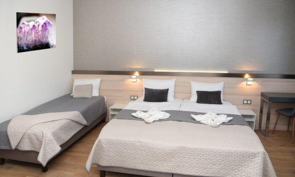 Kristály Hotel - Keszthely - Deluxe felújított szoba pótággyal