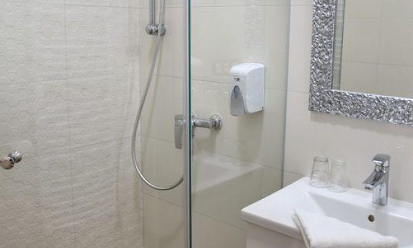 Kristály Hotel - Keszthely - Felújított fürdőszoba