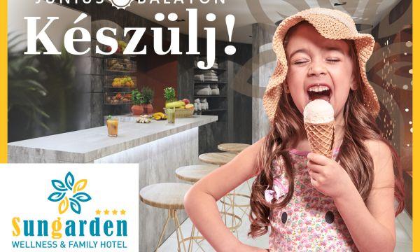 SunGarden Wellness & Conference Hotel - Siófok - 10