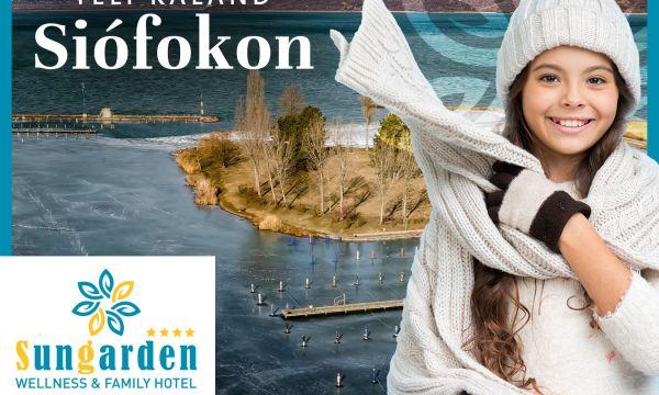 SunGarden Wellness & Conference Hotel - Siófok - 14