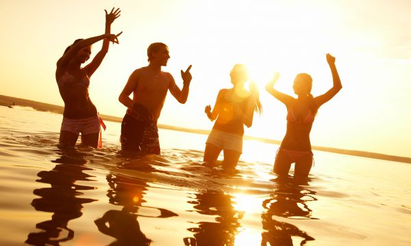 Vital Hotel Nautis - Gárdony - Velencei-tó nyár
