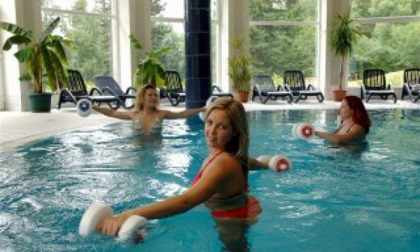Hunguest Grandhotel Galya - Galyatető - vizitorna