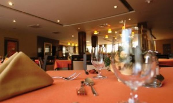Hotel Silverine Lake Resort - Balatonfüred - Étterem