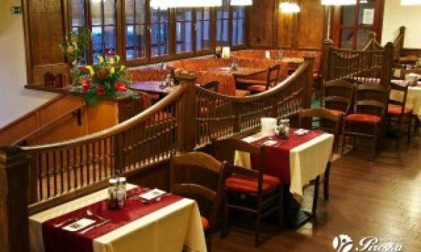 Hotel Piroska - Bükfürdő - étterem