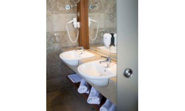 Zenit Hotel Balaton - Vonyarcvashegy - Fürdőszoba, Zenit Hotel****