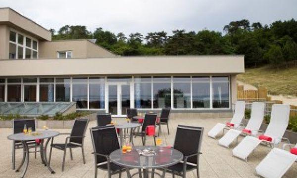 Zenit Hotel Balaton - Vonyarcvashegy - Wellness napozóterasz