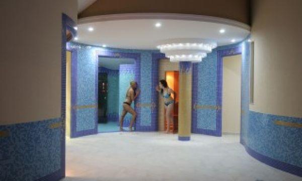 Kristály Hotel - Keszthely - Wellness részleg