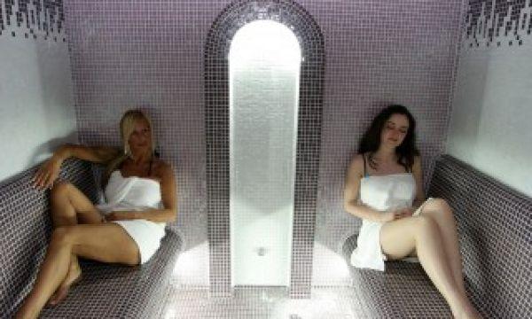 Kristály Hotel - Keszthely - Gőzfürdő