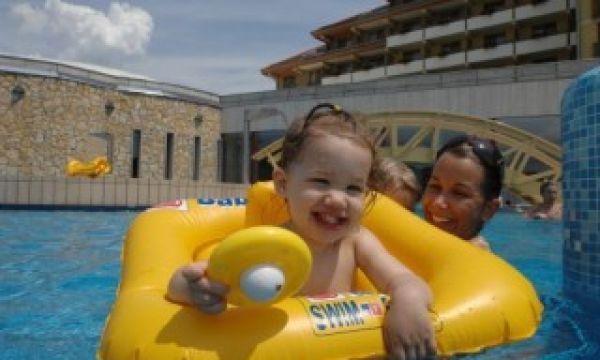Hunguest Hotel Pelion - Tapolca - Gyerekmedence