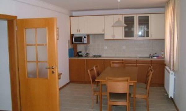 Szalajka Liget Hotel - Szilvásvárad - Apartman ház konyhai része