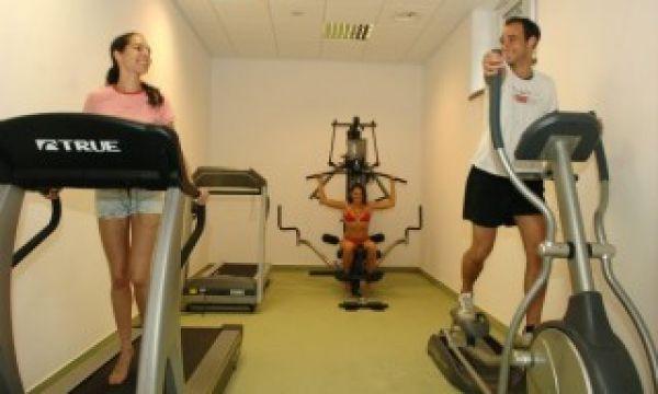 Szalajka Liget Hotel - Szilvásvárad - Fitness terem