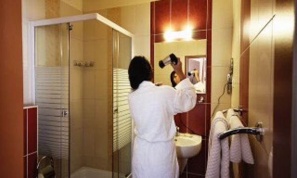 Hotel Viktória - Sárvár - Fürdőszoba