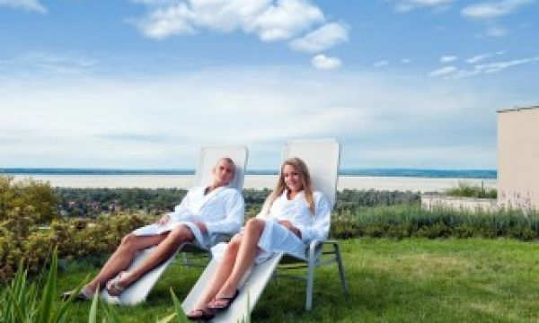 Zenit Hotel Balaton - Vonyarcvashegy - Napozás
