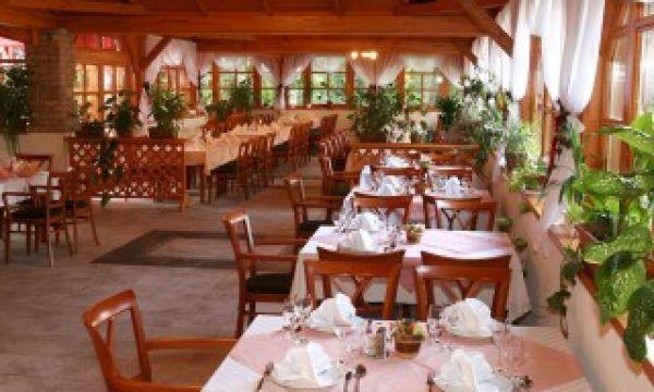 Hotel Villa Völgy - Eger - nagyétterem