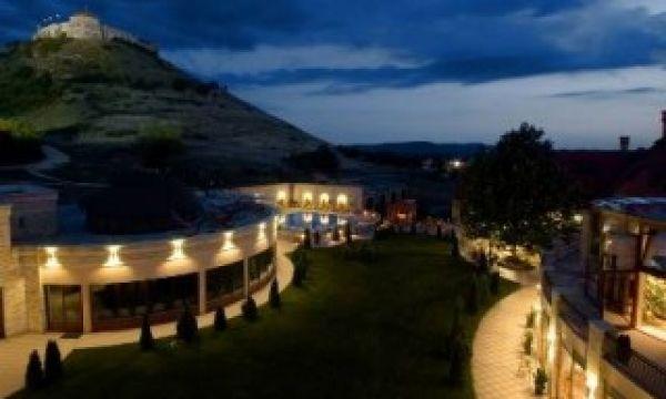 Hotel Kapitány - Sümeg - Esti látkép