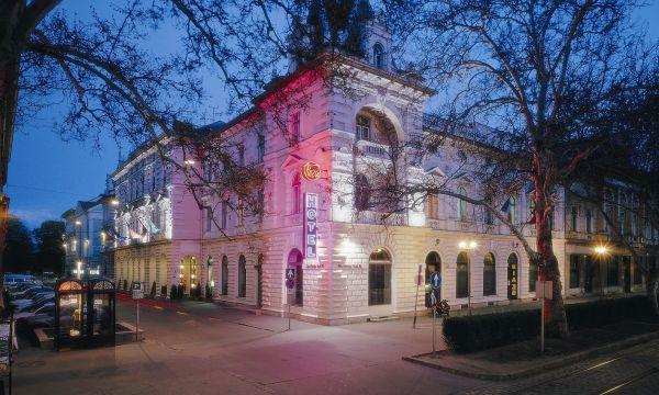 Tisza Hotel - Szeged - A hotel
