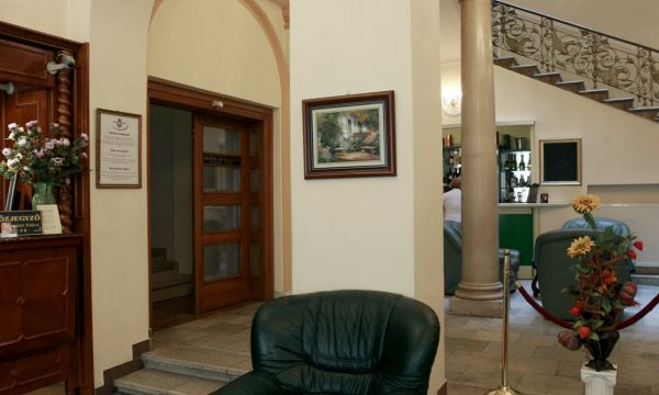 Tisza Hotel - Szeged - Előtér