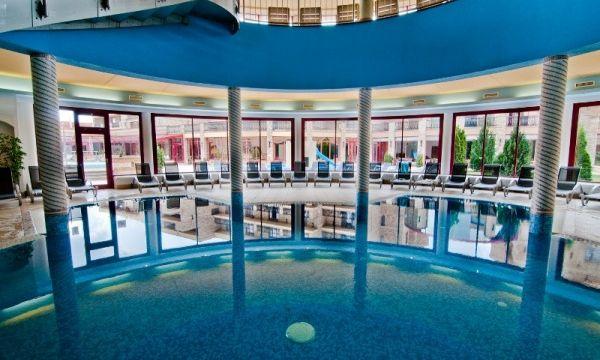 Hotel Kapitány - Sümeg - Belső medence