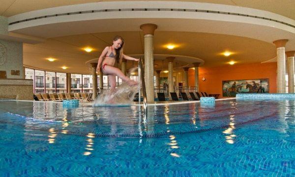 Hotel Kapitány - Sümeg - Wellness élmény