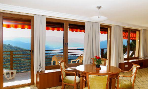 Hotel Silvanus - Visegrád - Kilátás