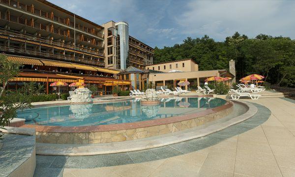 Hotel Silvanus - Visegrád - Kültéri medence