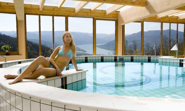 Hotel Silvanus - Visegrád - Belső medence