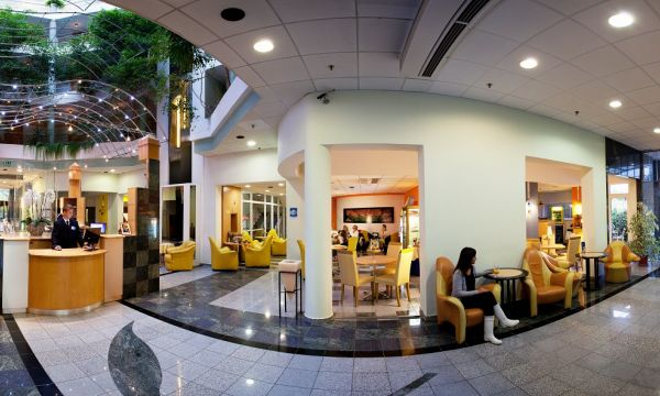 MenDan Magic Spa & Wellness Hotel - Zalakaros - Lobby