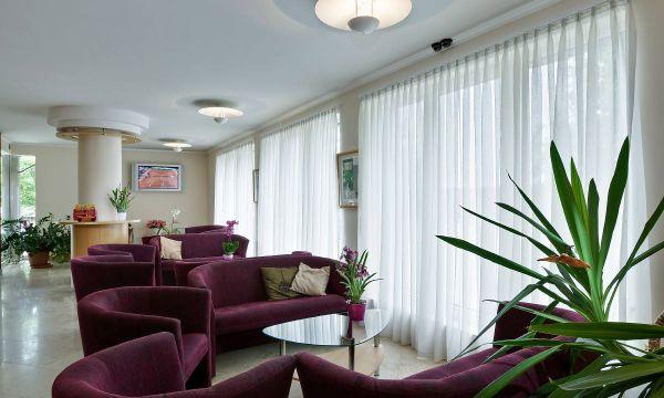 Jagelló Hotel - Budapest - Hotel Jagello lobby