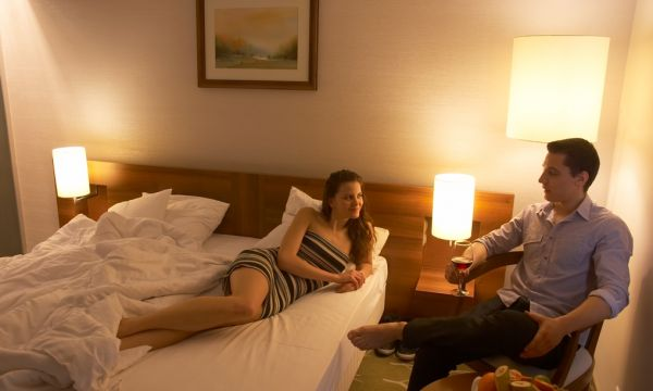 Zenit Hotel Balaton - Vonyarcvashegy - Superior kétágyas, Hotel Zenit****