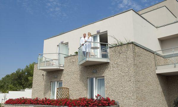 Zenit Hotel Balaton - Vonyarcvashegy - Szálloda külső