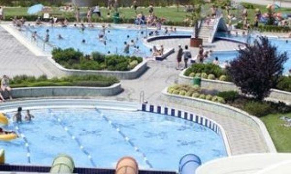 Hotel Claudius - Szombathely - A közeli Tófürdő