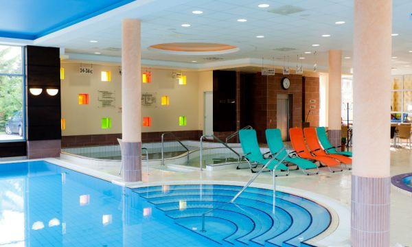 Balneo Hotel Zsori Thermal & Wellness - Mezőkövesd - Wellness részleg, medence