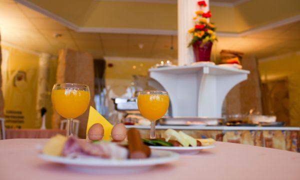 Kristály Hotel - Keszthely - Étterem