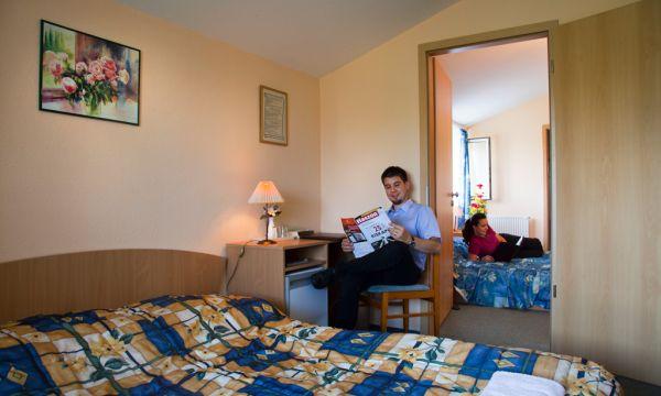 Kristály Hotel - Keszthely - Családi szoba