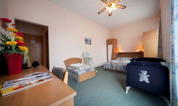 Kristály Hotel - Keszthely - Superior szoba pótággyal