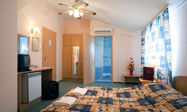 Kristály Hotel - Keszthely - Classic franciaágyas Cool szoba