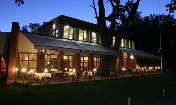 Zichy Park Hotel - Bikács - Étterem terasz