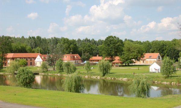 Zichy Park Hotel - Bikács - Horgásztó