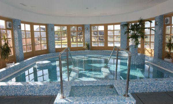 Zichy Park Hotel - Bikács - A belső medence