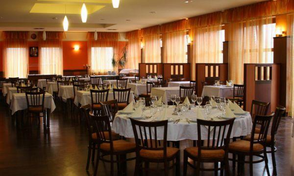 Zichy Park Hotel - Bikács - Étterem