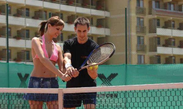 Hunguest Hotel Pelion - Tapolca - Teniszpálya